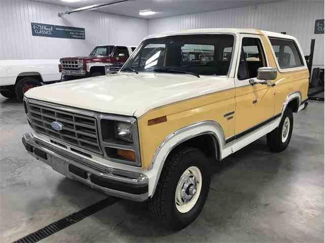 1982 Ford Bronco | 1023213