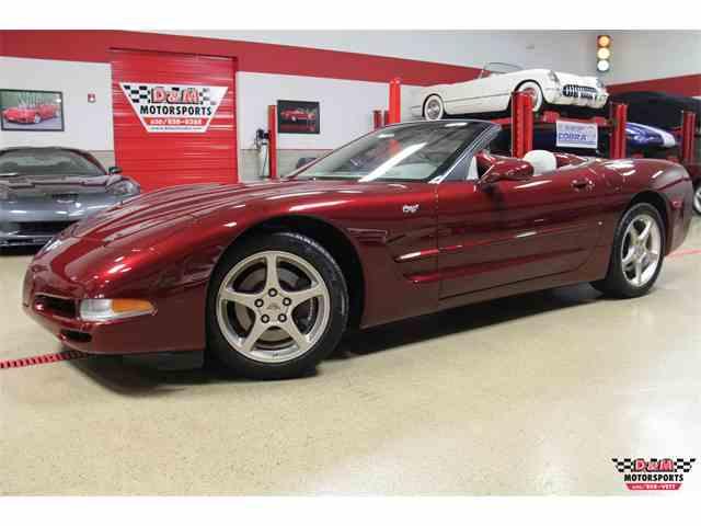 2003 Chevrolet Corvette | 1020322
