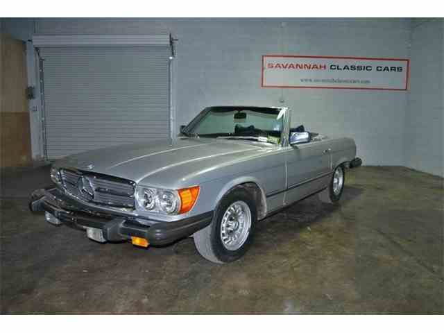 1977 Mercedes-Benz 450SL | 1023223