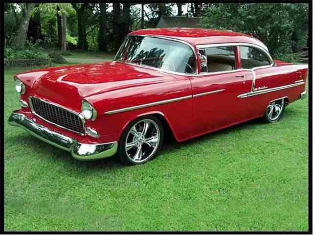 1955 Chevrolet 210 | 1023225