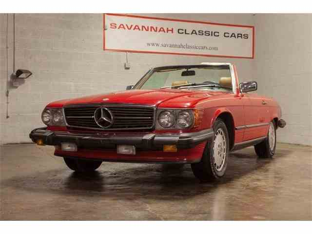 1988 Mercedes-Benz 560SL | 1023228