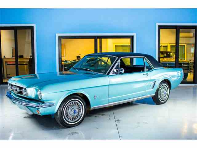 1966 Ford Mustang   1023230