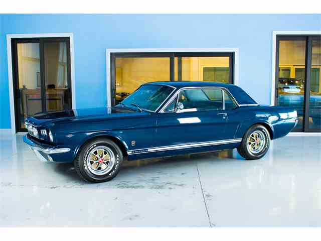 1966 Ford Mustang GT | 1023237
