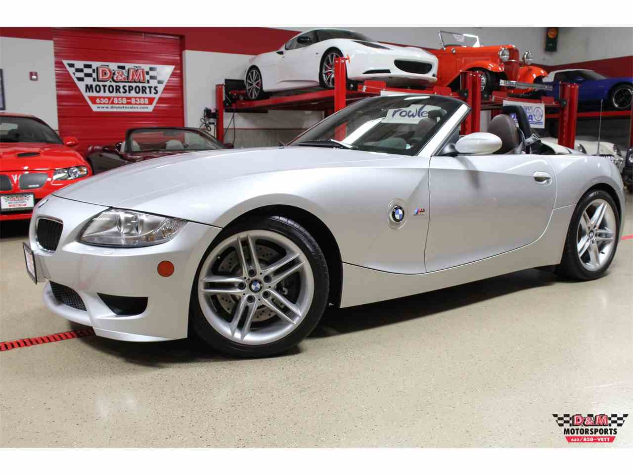 Large Picture of '06 BMW Z4 - $35,995.00 Offered by D & M Motorsports - LVAC