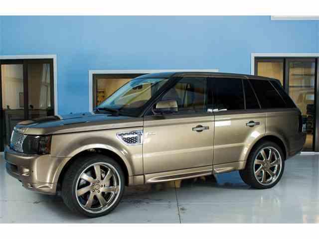 2010 Land Rover Range Rover | 1023240