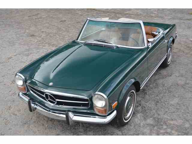 1970 Mercedes-Benz 280SL | 1023243