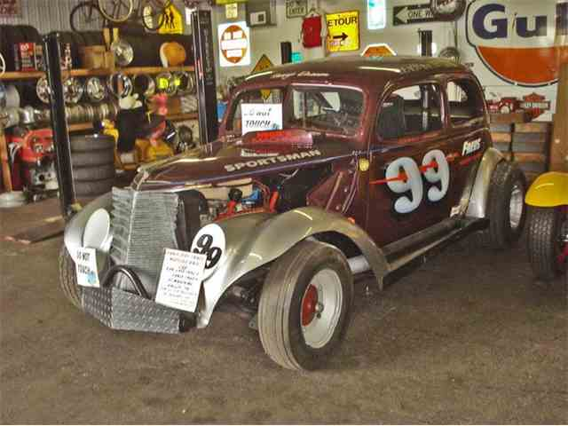 1937 Ford Race Car | 1023249