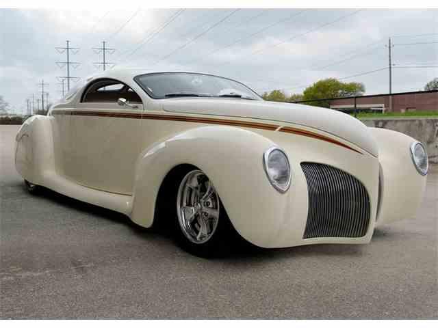 1939 Custom Automobile | 1023251