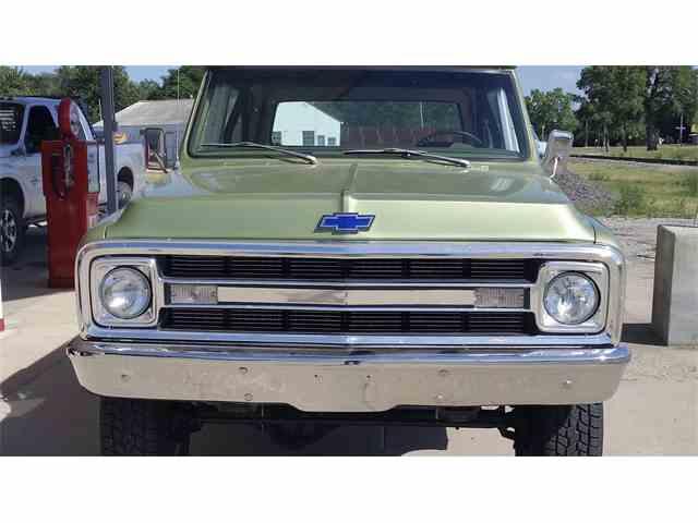 1970 Chevrolet K-10 | 1023260