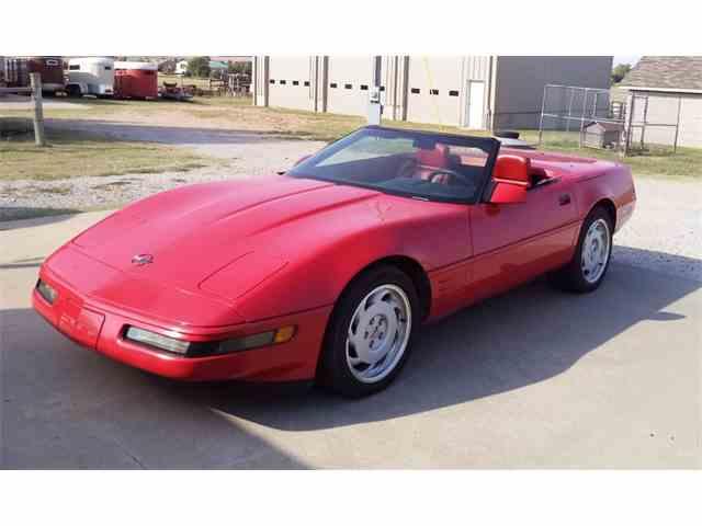 1992 Chevrolet Corvette | 1023263