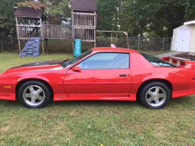 1992 Chevrolet Camaro Z28 | 1023264