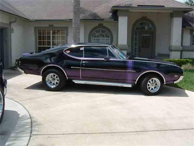 1968 Oldsmobile 442 | 1023268