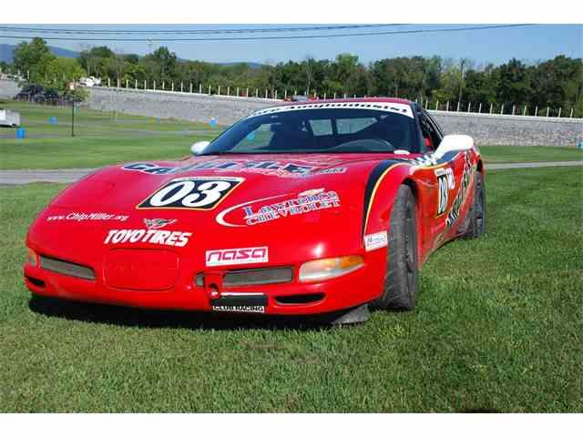2003 Chevrolet Corvette Z06 | 1023273