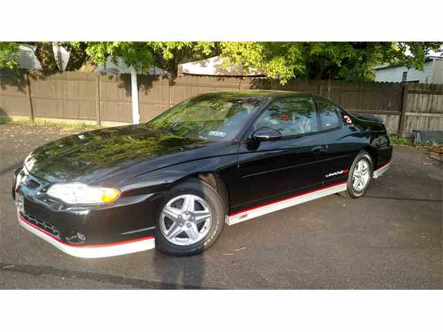 2002 Chevrolet Monte Carlo SS | 1023282