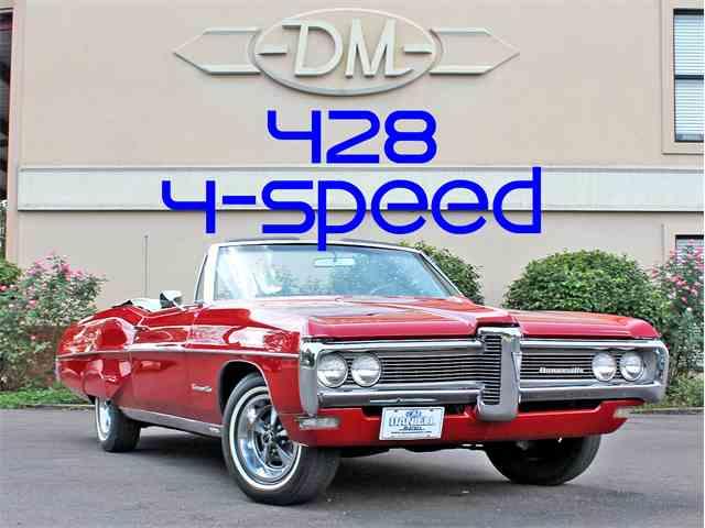 1968 Pontiac Bonneville   1023283