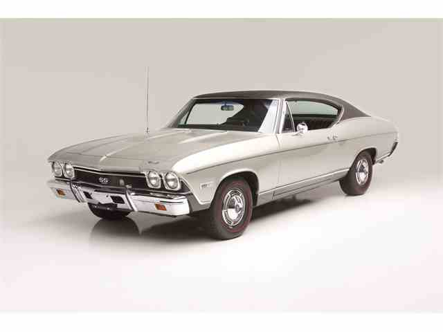 Picture of Classic 1968 Chevrolet Chevelle SS located in Scottsdale ARIZONA - $43,500.00 Offered by Barrett-Jackson Collection Showroom - LXKR