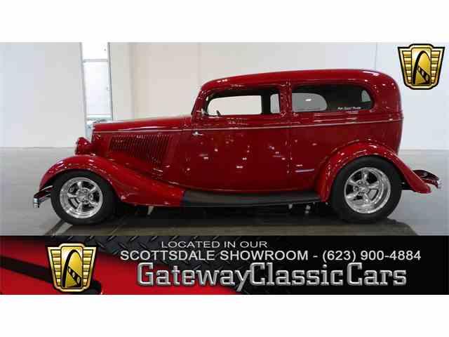 1934 Ford Tudor | 1023307