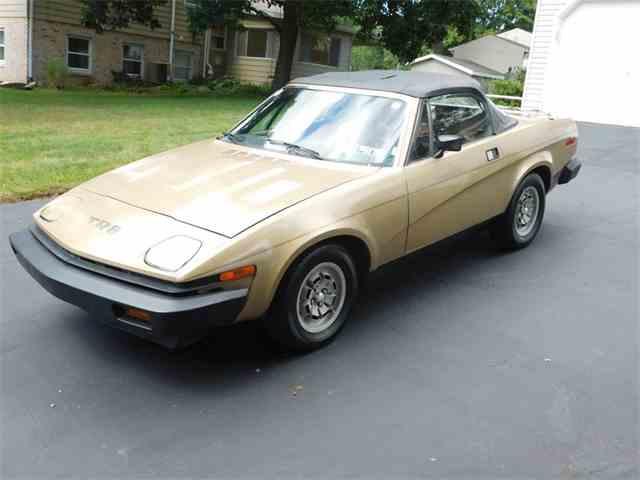 1980 Triumph TR8 | 1023327