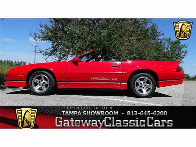 Picture of '89 Camaro - LXLU