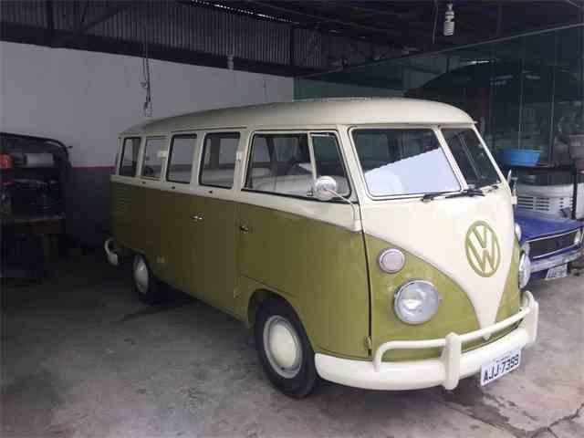 1972 Volkswagen Bus | 1023341