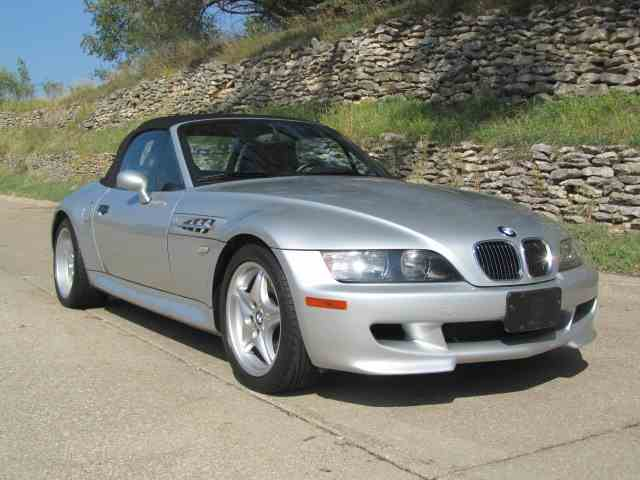2000 BMW M Coupe | 1023350