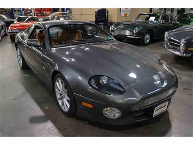 2002 Aston Martin DB7 | 1023353