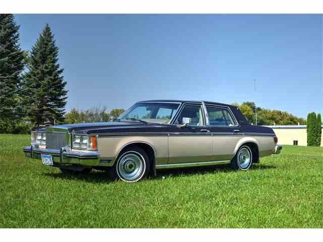 1979 Lincoln Sedan | 1020336