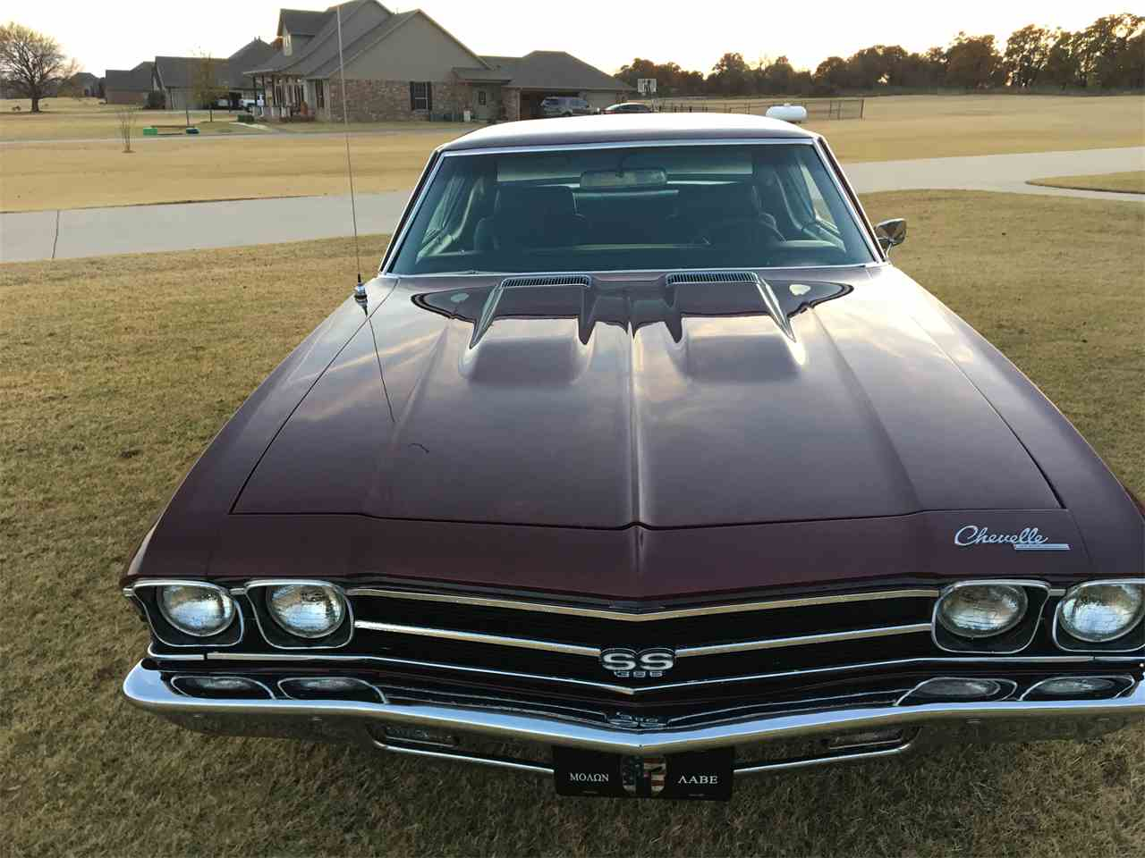 Large Picture of '69 Chevelle SS - LXMQ