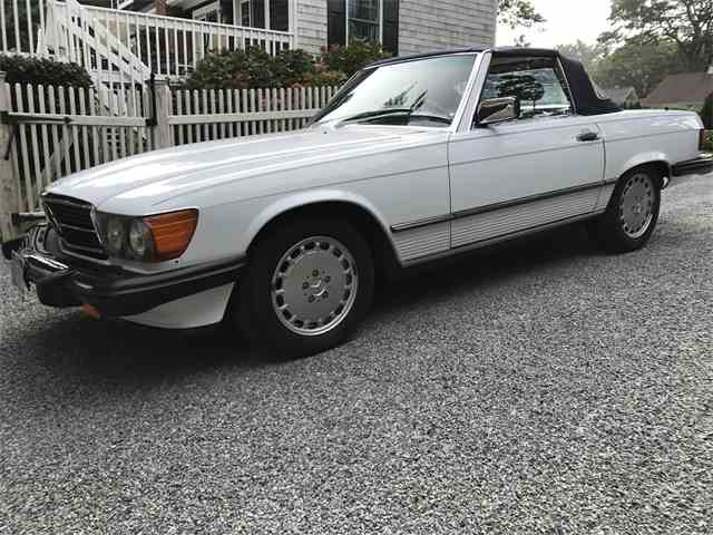1987 Mercedes-Benz 560SL | 1023367