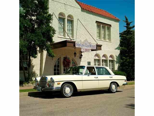 1972 Mercedes-Benz 280SEL | 1023374