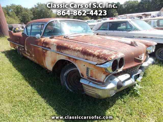 1958 Cadillac Coupe DeVille | 1023376
