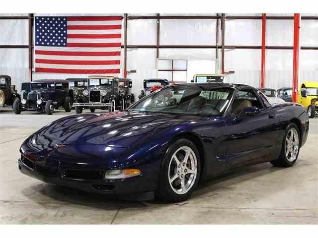 2000 Chevrolet Corvette   1023377