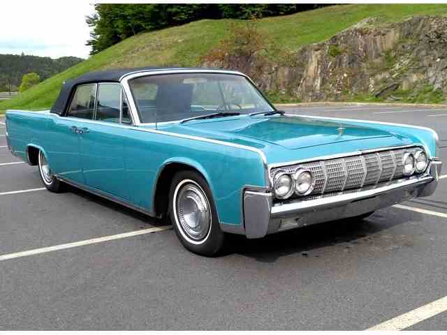 1964 lincoln continental for sale on 7 available. Black Bedroom Furniture Sets. Home Design Ideas