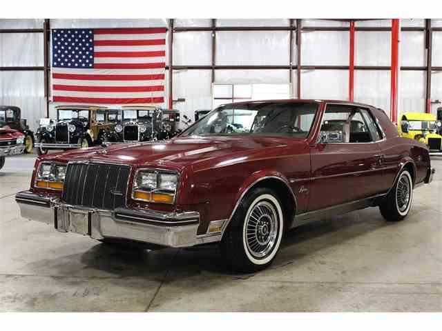 1983 Buick Riviera | 1023380