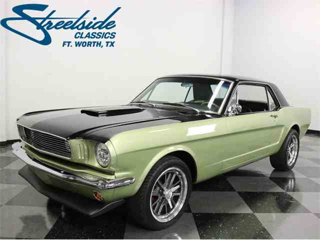 1966 Ford Mustang | 1023384