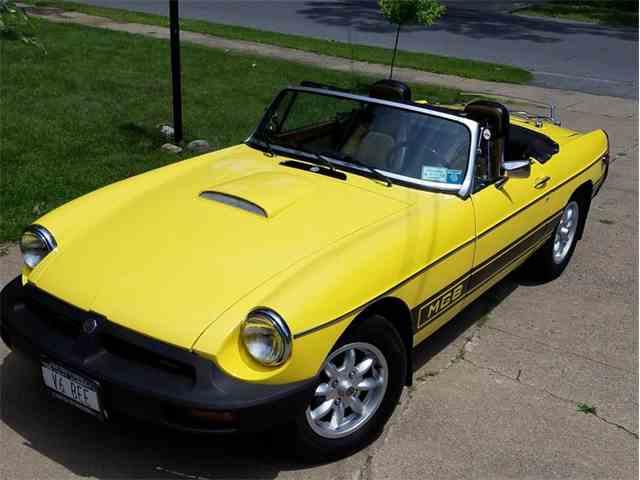 1977 MG BGT | 1023390