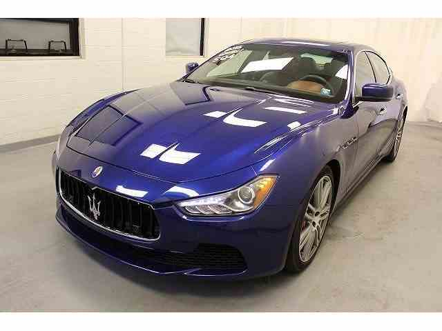 2015 Maserati Ghibli | 1023391