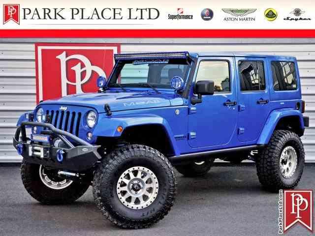 2016 Jeep Wrangler Rubicon | 1023392