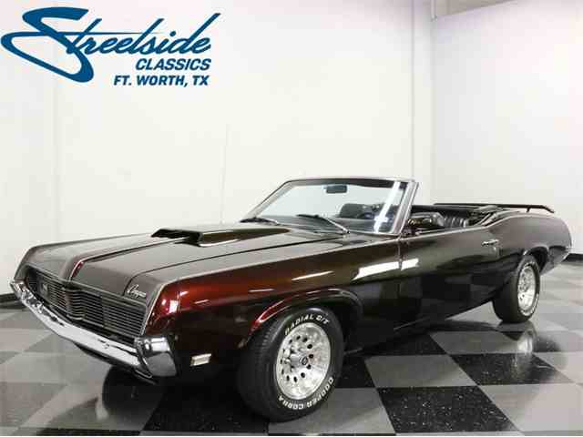 1969 Mercury Cougar XR7 | 1023397
