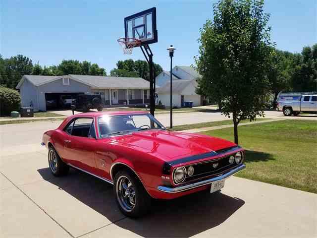 1967 Chevrolet Camaro | 1020340