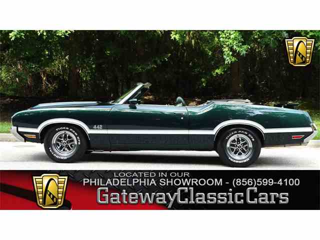1970 Oldsmobile Cutlass Supreme | 1023402