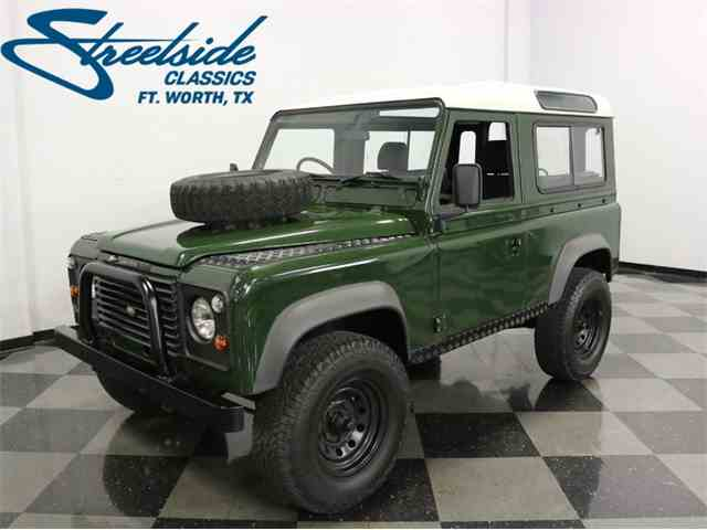 1984 Land Rover Defender | 1023405