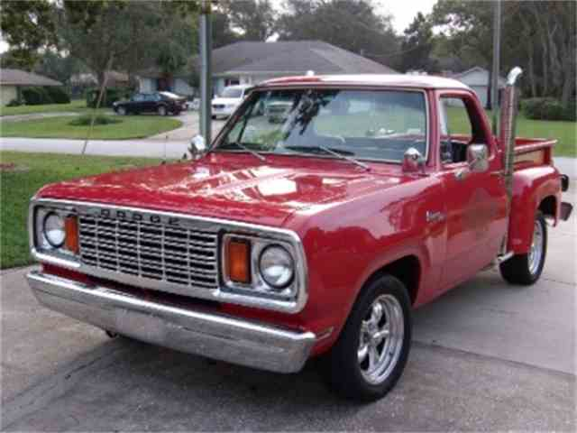 Picture of '78 Pickup - LXO1