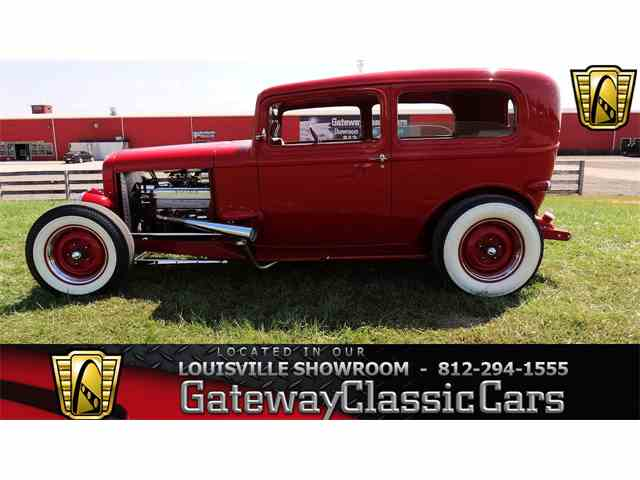 Picture of Classic '32 Ford Sedan - $72,000.00 - LXO5