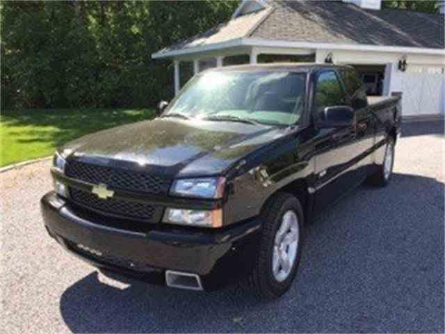 2004 Chevrolet Silverado | 1023416