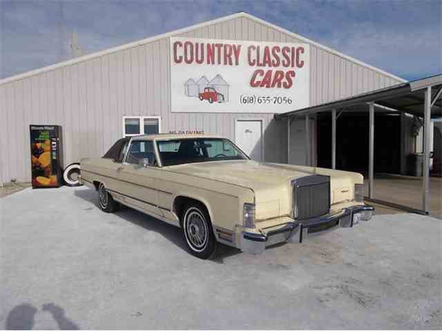1978 Lincoln 2-Dr Coupe | 1023419