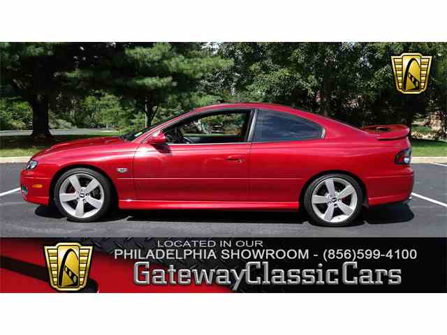 2006 Pontiac GTO | 1023420