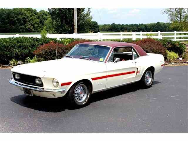 1968 Ford Mustang GT/CS (California Special) | 1023428