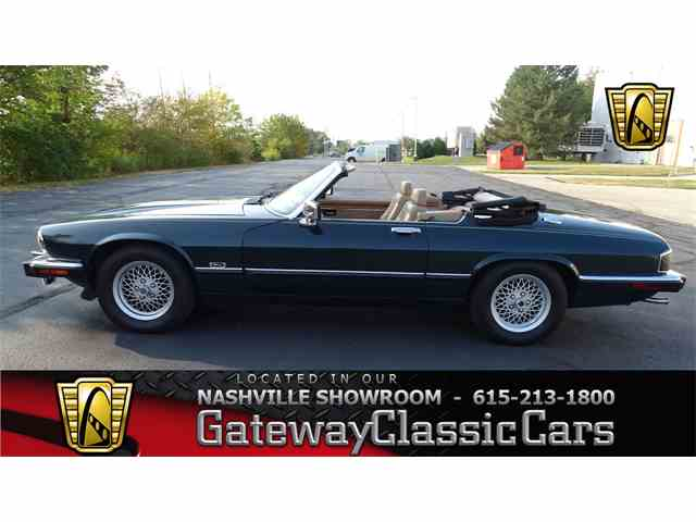 Picture of '92 XJS located in Indianapolis Indiana - $9,595.00 Offered by Gateway Classic Cars - Indianapolis - LXOT
