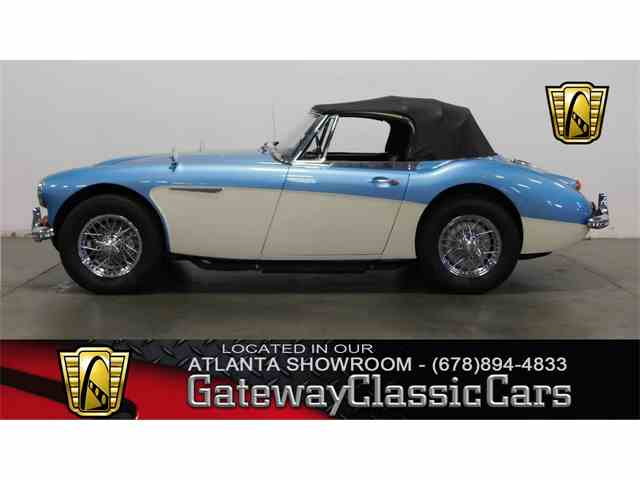 1966 Austin-Healey 3000 | 1023438
